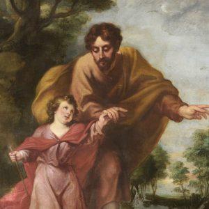 St. Joseph God's Plan Catholic