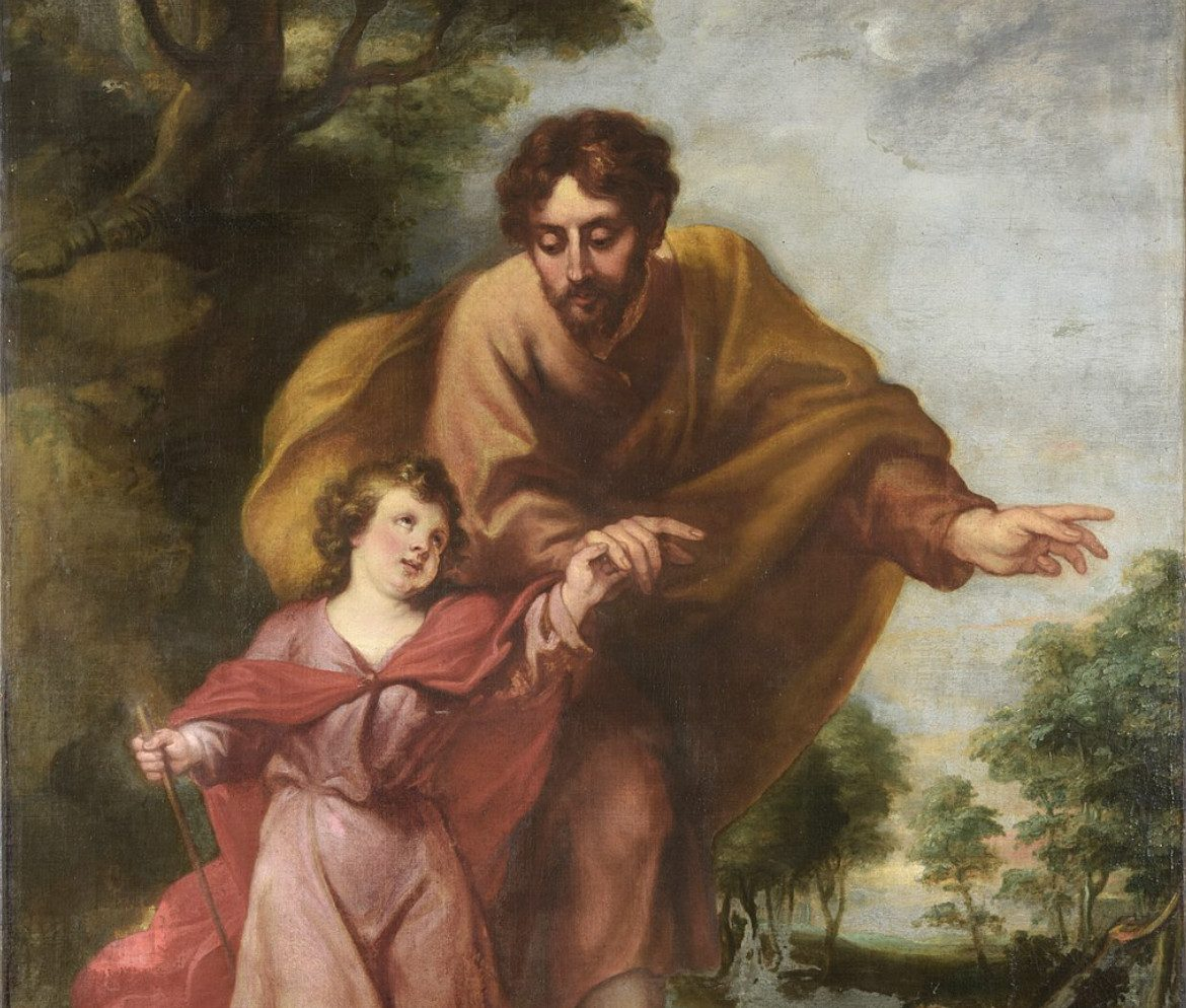 How St. Joseph Taught Me To Follow God's Plan When Things Don't Go As Expected