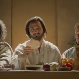 Seeing The Eucharist On Every Page Of The Bible
