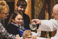 Catholic Godparents Baptism