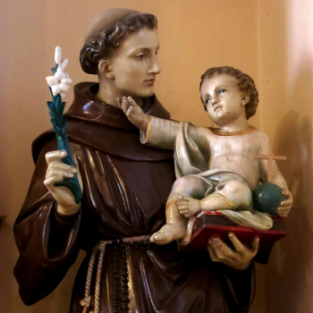 St. Anthony - More Than A Patron Saint Of Lost Car Keys