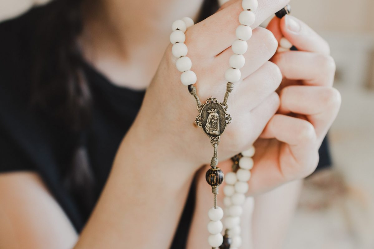 rosary facts and rosary information