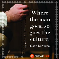Where The Man Goes, So Goes The Culture