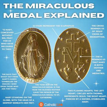 What Is The Miraculous Medal?