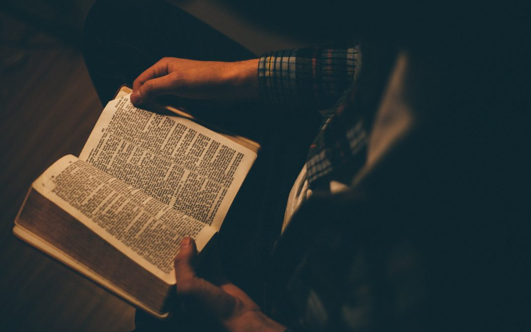 Pray The Gospels In 30 Days? Here's How It's Possible…