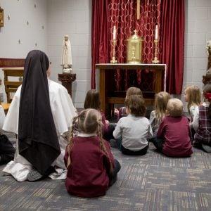 how to promote vocations Catholic schools