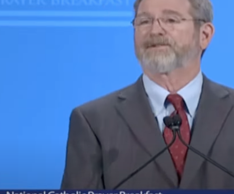 What Was Said At The National Catholic Prayer Breakfast In Washington, DC?