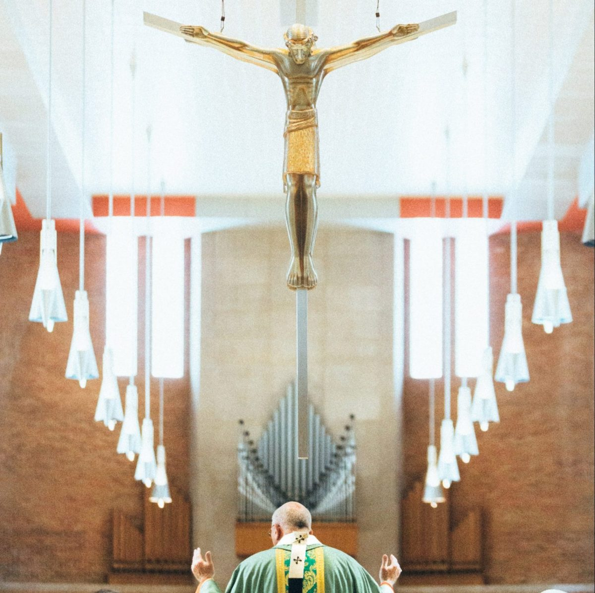 No Drums? No Guitars? Why The Organ Is The Catholic Church's Favorite