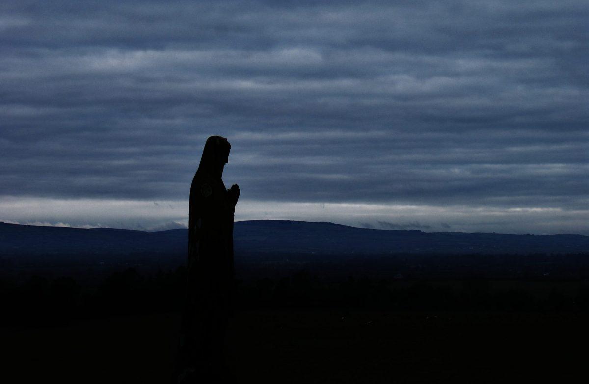 our lady of sorrows st. john paul II